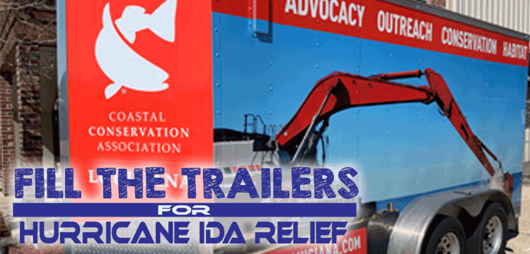 """Read more about the article CCA's """"Fill the Trailers"""" for Hurricane Ida Relief"""